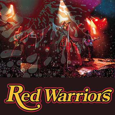 RED WARRIORS(レッドウォーリアーズ)