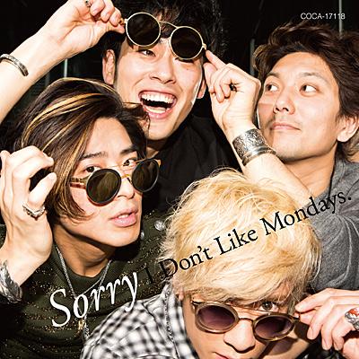 Sorry【通常盤】
