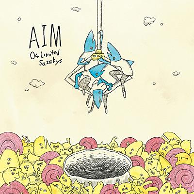 AIM【通常盤】