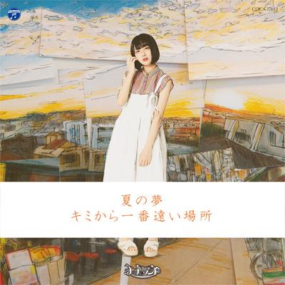 夏の夢/キミから一番遠い場所【Type-C】/ナナランド