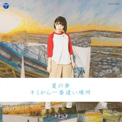 夏の夢/キミから一番遠い場所【Type-D】/ナナランド