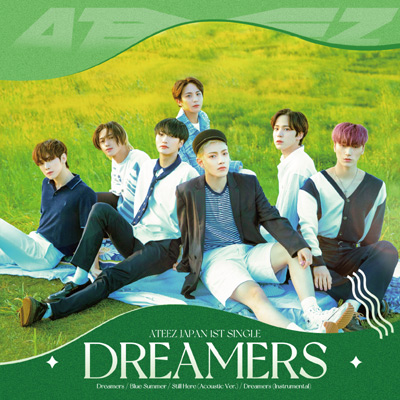 Dreamers【通常盤】