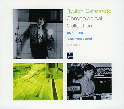 Ryuichi Sakamoto Chronological Collection 1978−1981[Columbia Years]
