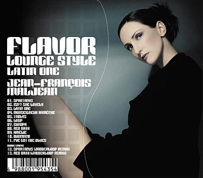 FLAVOR LOUNGE STYLE LATIN ONE