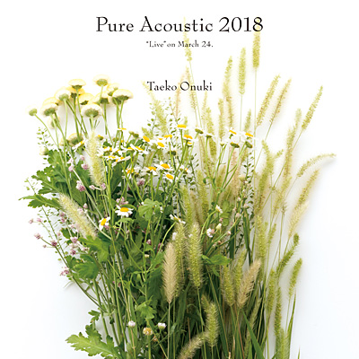 Pure Acoustic 2018【アナログ】