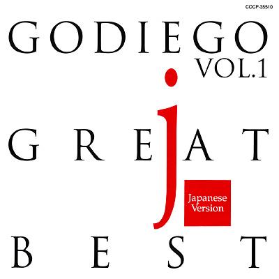 GODIEGO GREAT BEST VOL.1 -Japanese Version-