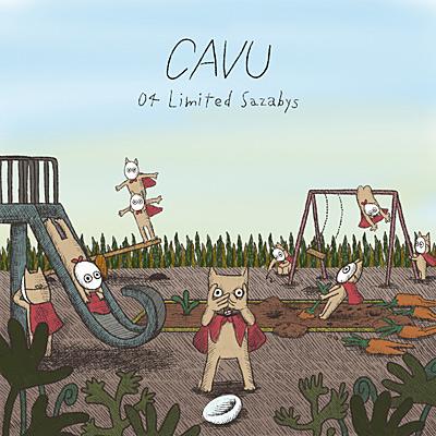 CAVU【通常盤】