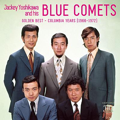 ジャッキー吉川とブルー・コメッツ ゴールデン☆ベスト 〜コロムビア・イヤーズ(1966〜1972)〜〔UHQCD〕