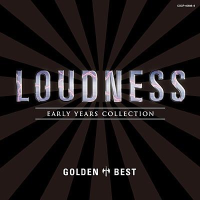 ラウドネス ゴールデン☆ベスト 〜EARLY YEARS COLLECTION〜〔UHQCD〕/LOUDNESS(ラウドネス)