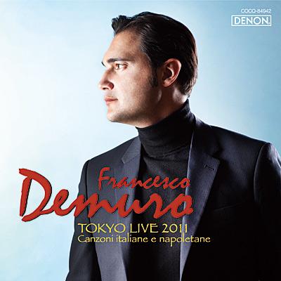 TOKYO LIVE 2011 - Canzoni italiane e napoletane -