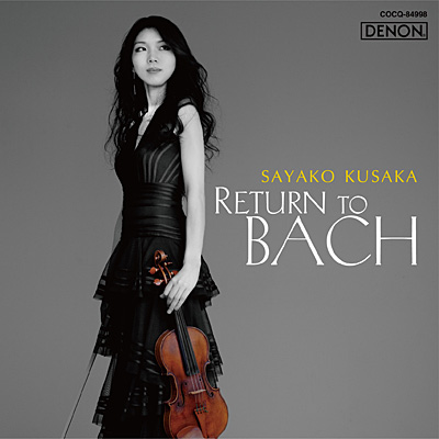 RETURN TO BACH