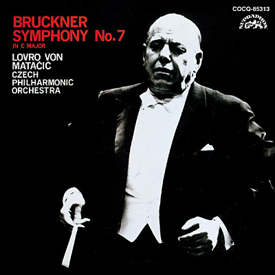 ブルックナー:交響曲第7番 ホ長調〔UHQCD〕