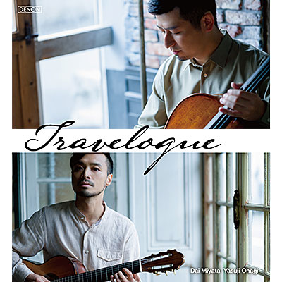 Travelogue〔UHQCD〕/宮田大