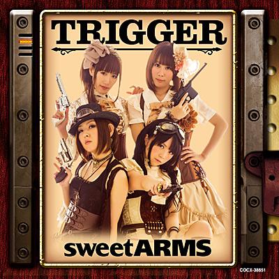 TRIGGER【通常盤】