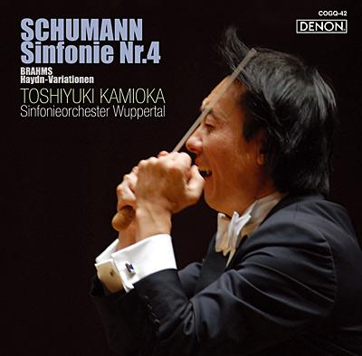 シューマン:交響曲第4番 ほか