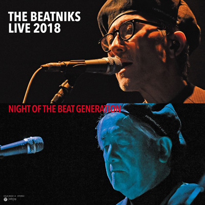 THE BEATNIKS Live 2018  NIGHT OF THE BEAT GENERATION【アナログ】