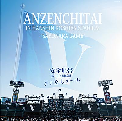安全地帯 IN 甲子園球場 「さよならゲーム」【アナログ】