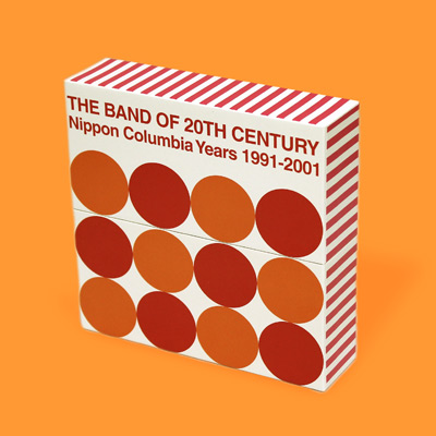 THE BAND OF 20TH CENTURY:Nippon Columbia Years 1991-2001【7inch BOX】
