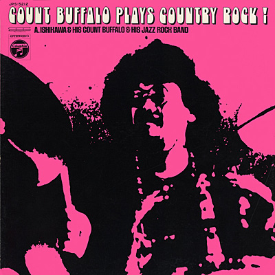 COUNT BUFFALO PLAYS COUNTRY ROCK !