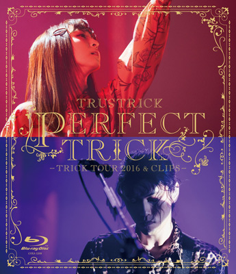 PERFECT TRICK -TRICK TOUR 2016 & CLIPS-