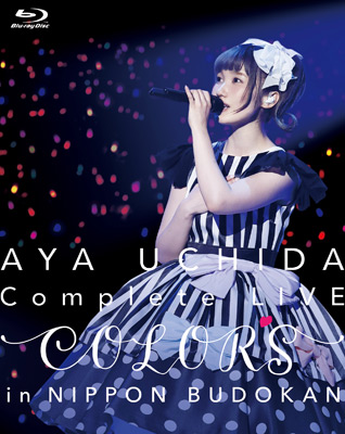AYA UCHIDA Complete LIVE 〜COLORS〜 in 日本武道館