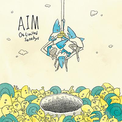 AIM【初回生産限定盤】