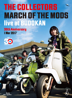 THE COLLECTORS live at BUDOKAN