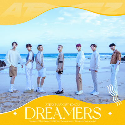 Dreamers【Type-A】