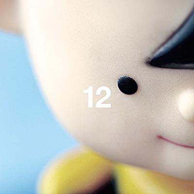 12【狂信盤(初回限定盤)】