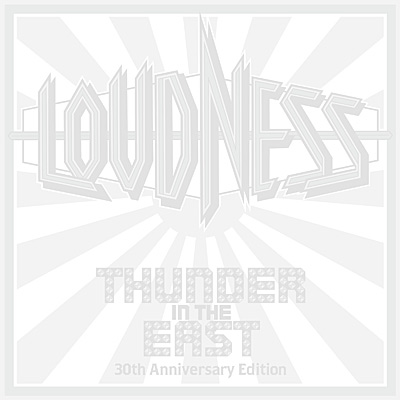 THUNDER IN THE EAST 30th Anniversary Edition【3000セット限定プレミアムBOX】