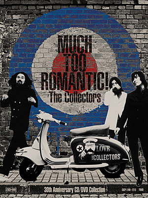 MUCH TOO ROMANTIC!�`The Collectors 30th Anniversary CD/DVD Collection�y���S�󒍌��萶�Y�z