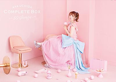 AYA UCHIDA Complete Box 〜50 Songs〜【初回限定盤】