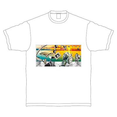 展覧会の絵Tシャツ(S)