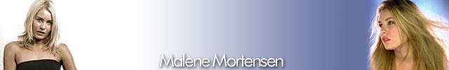 Malene Mortensen(マレン・モーテンセン)