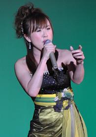 松川未樹 歌謡ショー