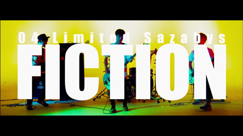 04 Limited Sazabys/fiction