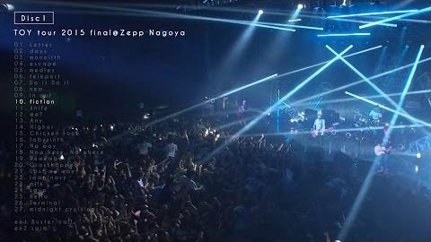 04 Limited Sazabys/1st DVD