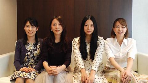 『1966 QUARTET Best of Best 抱きしめたい』発売コメント/