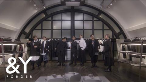 7ORDER「&Y」Music Video