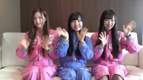 「日本ハカタ化大作戦」コメント映像 /HR