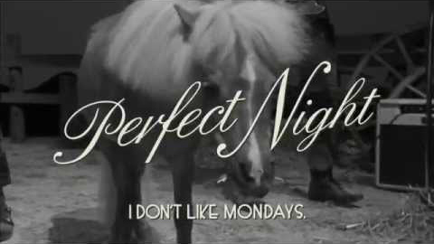 I Don't Like Mondays./Perfect Night