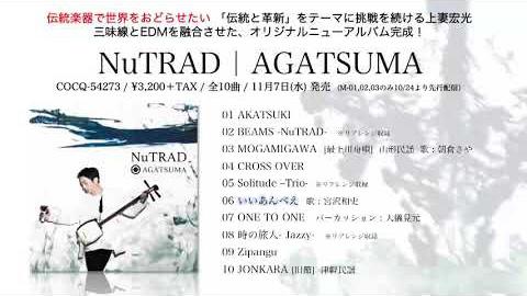 上妻宏光 アルバム『NuTRAD』ダイジェスト試聴