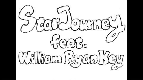 Star Journey (feat.William Ryan Key)/AIRFLIP(エアーフリップ)