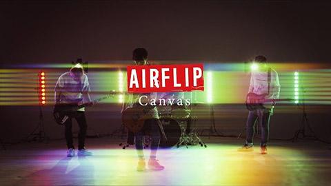 AIRFLIP(エアーフリップ)/Canvas