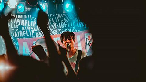 """AIRFLIP(エアーフリップ)/AIRFLIP """"NEO-N"""" Tour Final @TSUTAYA O-Crest"""