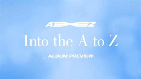 ATEEZ/アルバム『Into the A to Z』Preview