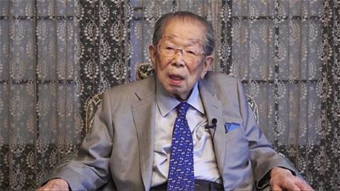 /医師・聖路加国際病院理事長 日野原重明先生からのコメント