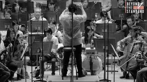【BEYOND THE STANDARD vol.1】レコーディングダイジェスト/バッティストーニ&東京フィルハーモニー交響楽団