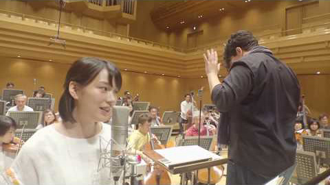 バッティストーニ&東京フィルハーモニー交響楽団/【BEYOND THE STANDARD vol.2】レコーディングダイジェスト