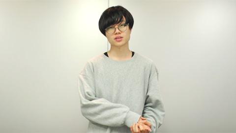 大橋ちっぽけ/コメント映像